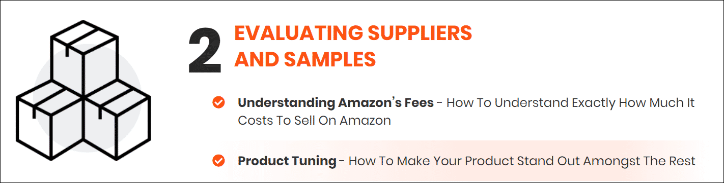 EVALUATING SUPPLIERS AND SAMPLES
