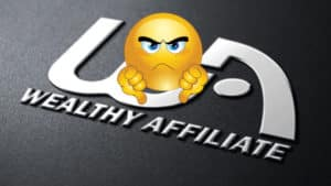 Don't Like About Wealthy Affiliate