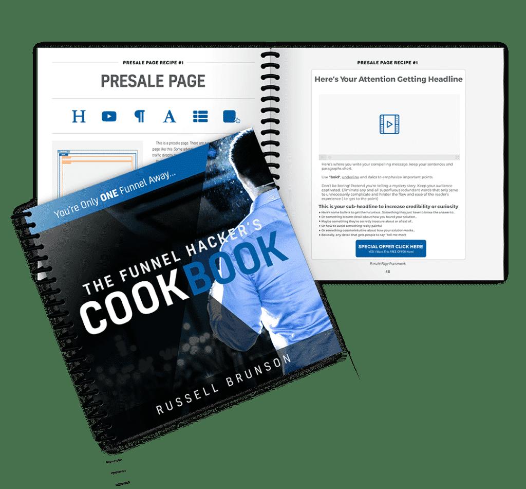 Funnels Hackers Cookbook