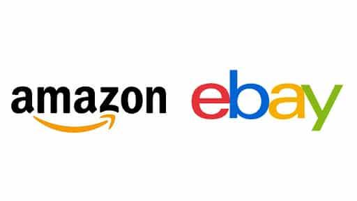 Amazon and eBay