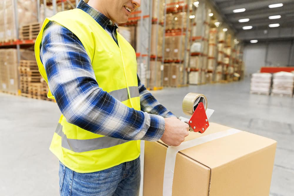 Product Handling and Shipping