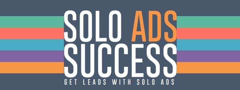 Success Of Solo Ads