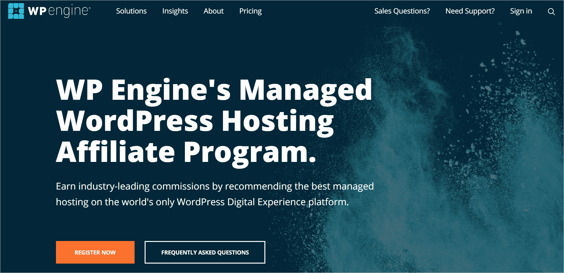 WP Engine Affiliate