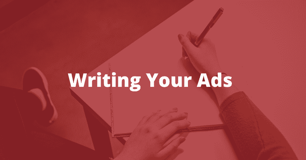 Writing Your Ads