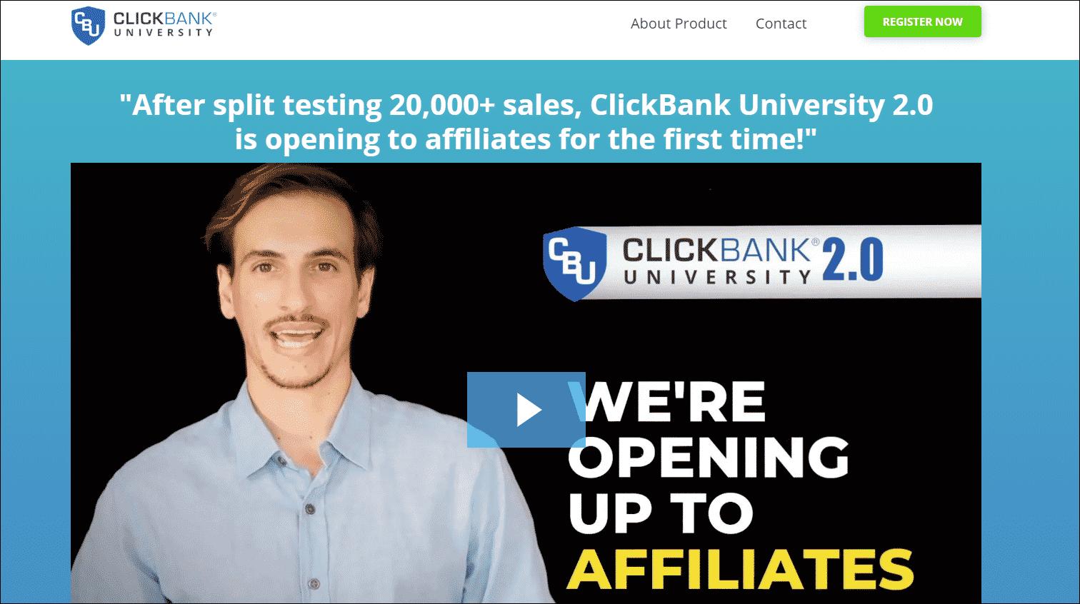 Clickbank Affiliates